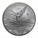 2006 2 oz Silver Mexican Libertad (Brilliant Uncirculated)