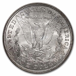 1921-D Morgan Dollar - MS-64 NGC