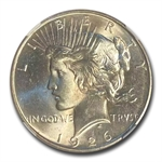 1926-D Peace Dollar MS-63 NGC