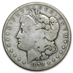 1878-CC Morgan Dollar - Good