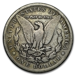 1888-S Morgan Dollar - Very Good
