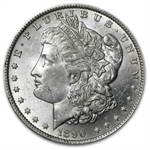 1890-O Morgan Dollar - Brilliant Uncirculated