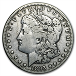 1893-O Morgan Dollar - Fine