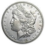 1895-O Morgan Dollar - Almost Uncirculated
