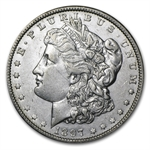 1897-O Morgan Dollar - Almost Uncirculated