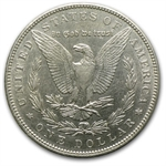 1899 Morgan Dollar - Almost Uncirculated Details - Cleaned