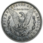 1899-S Morgan Dollar - Almost Uncirculated