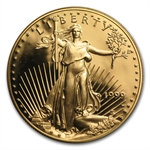 1999-W 1 oz Proof Gold American Eagle (w/Box & CoA)