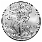 2004 1 oz Silver American Eagle (Brilliant Uncirculated)