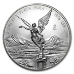 1996 5 oz Silver Mexican Libertad (Brilliant Uncirculated)