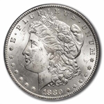 1880-CC Morgan Dollar - MS-64 PCGS