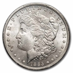 1885-CC Morgan Dollar MS-64 PCGS
