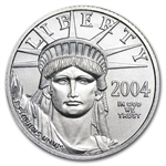 2004 1/4 oz Platinum American Eagle - Brilliant Uncirculated