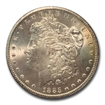 1885-CC Morgan Dollars MS-65 NGC - GSA Certified