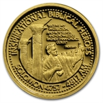Australia Biblical Heroes Gold Coins 2.85 Grams Each