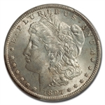 1897-S Morgan Dollar MS-65 PCGS