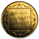 Netherlands 1 Ducat Gold (Proof-Random Dates) AGW .1106