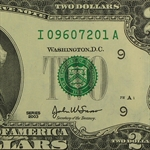 2003 (I-Minneapolis) $2 FRN (Crisp Uncirculated)