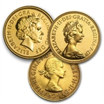 Great Britain Gold Sovereign (Random Dates) AGW .2354