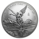 2007 5 oz Silver Mexican Libertad (Brilliant Uncirculated)