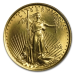 1994 1/4 oz Gold American Eagle MS-69 NGC