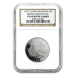 1993-S Bill of Rights Half Dollar Silver Commem PF-69 UCAM NGC