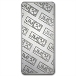 10 oz Johnson Matthey Platinum Bar (w/out Assay) .9995 Fine
