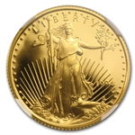 1994-W 1/4 oz Proof Gold American Eagle PF-70 NGC