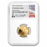 1991-P 1/2 oz Proof Gold American Eagle PF-70 NGC