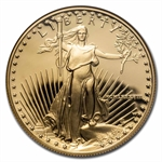 1988-W 1 oz Proof Gold American Eagle PF-70 NGC