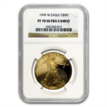 1999-W 1 oz Proof Gold American Eagle PF-70 NGC