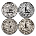 90% Silver Coins - $1 Face Value