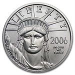 2006 1/4 oz Platinum American Eagle - Brilliant Uncirculated