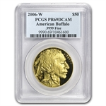 2006-W 1 oz Proof Gold Buffalo PR-69 PCGS