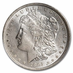 1891-O Morgan Dollar MS-63 PCGS