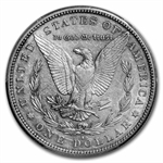 1884-S Morgan Dollar - Almost Uncirculated-50 PCGS