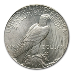 1928 Peace Dollar MS-64 NGC KEY DATE