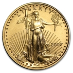 2007 1/10 oz Gold American Eagle - Brilliant Uncirculated