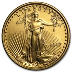 2007 1/4 oz Gold American Eagle - Brilliant Uncirculated