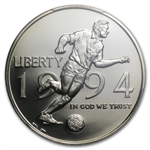 1994-P World Cup Half Dollar Clad Commem PR-69 DCAM PCGS