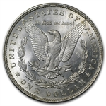 1891 Morgan Dollar - Brilliant Uncirculated