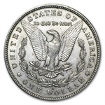 1892-O Morgan Dollar - Almost Uncirculated-50