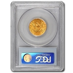 $5 Liberty Gold Half Eagle - MS-61 PCGS