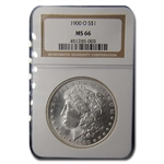 1900-O Morgan Dollar MS-66 NGC