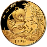 1994 1 oz Gold Chinese Panda MS-69 PCGS Large Date