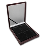 Hardwood Slab Gift Box - Four Slab