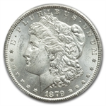 1879-CC Morgan Dollar - MS-62 PCGS