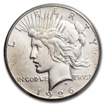 1926-S Peace Dollar MS-63 PCGS