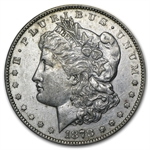 1878-CC Morgan Dollar - Almost Uncirculated