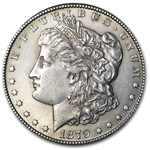 1879-CC Morgan Dollar - Brilliant Uncirculated